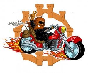 Logo del MotoClub Scape