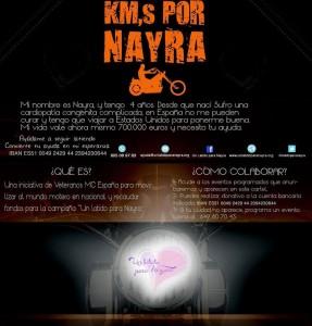 KM's por Nayra