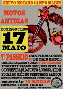 2015 mayo Campo Maior