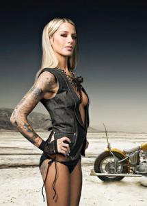 Chica moto 26