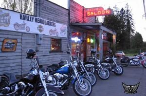Biker-bar