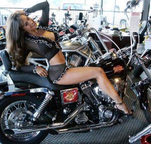 Chica moto 29